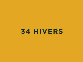 34 HIVERS!