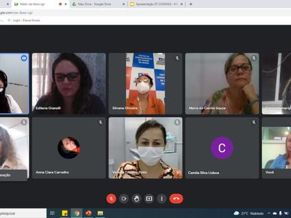 Hospital da Mulher apresenta práticas exitosas em segurança do paciente em encontro online