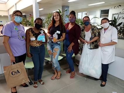 Unidades geridas pelo Instituto Gnosis promovem ações para questões de prematuridade