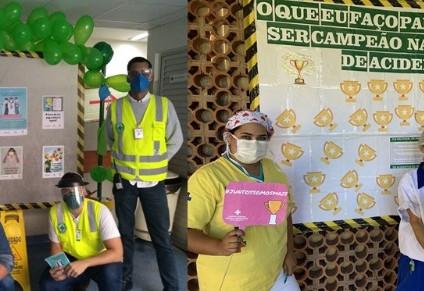 Dia Nacional da Prevenção de Acidentes de Trabalho: hospitais da rede promovem ações
