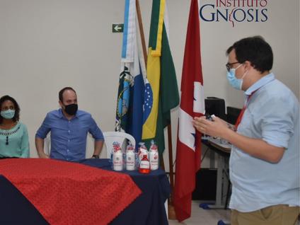 Novo portal com informações sobre serviços de saúde é lançado em Maricá