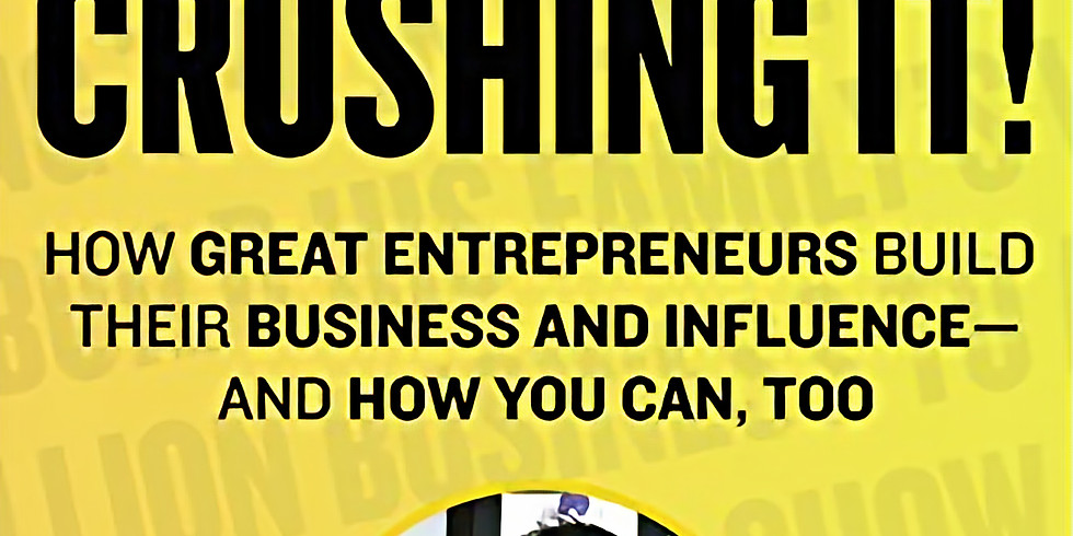 Entrepreneur Book Club Discussion