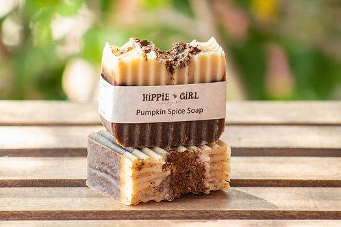 Pumpkin Spice Soap