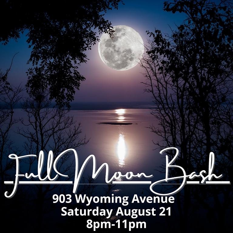 Full Moon Bash August 2021