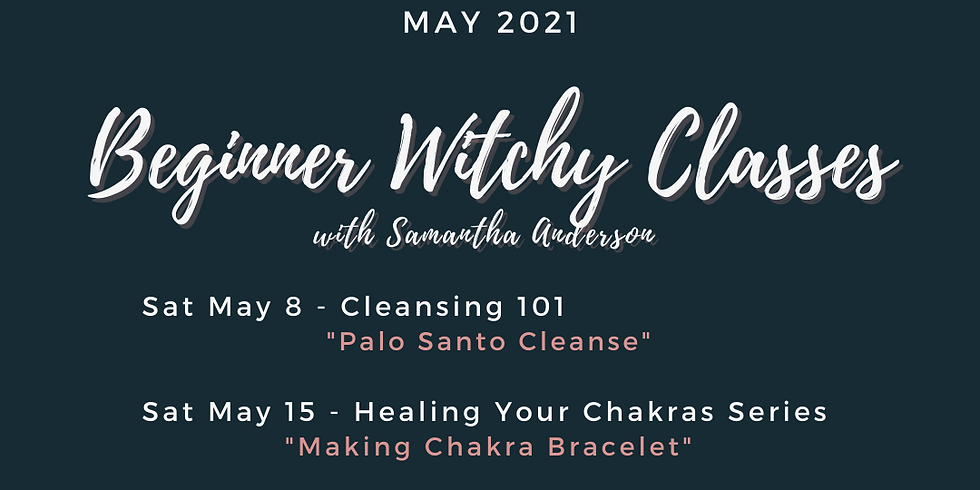 Cleansing 101 Workshop