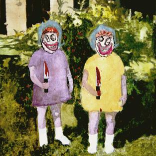 Stabby sisters