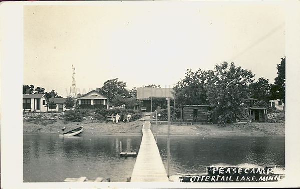 Ottertail-MN-Otter-Tail-Lake-Pease-Camp-