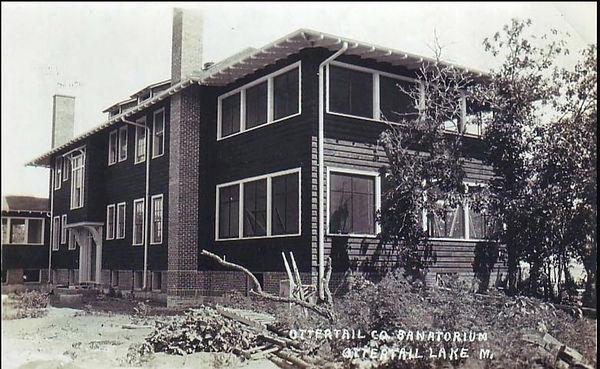 OT County Sanitarium 1940's -11-09 13135
