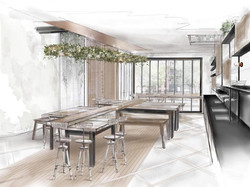 BUMO restaurant 1