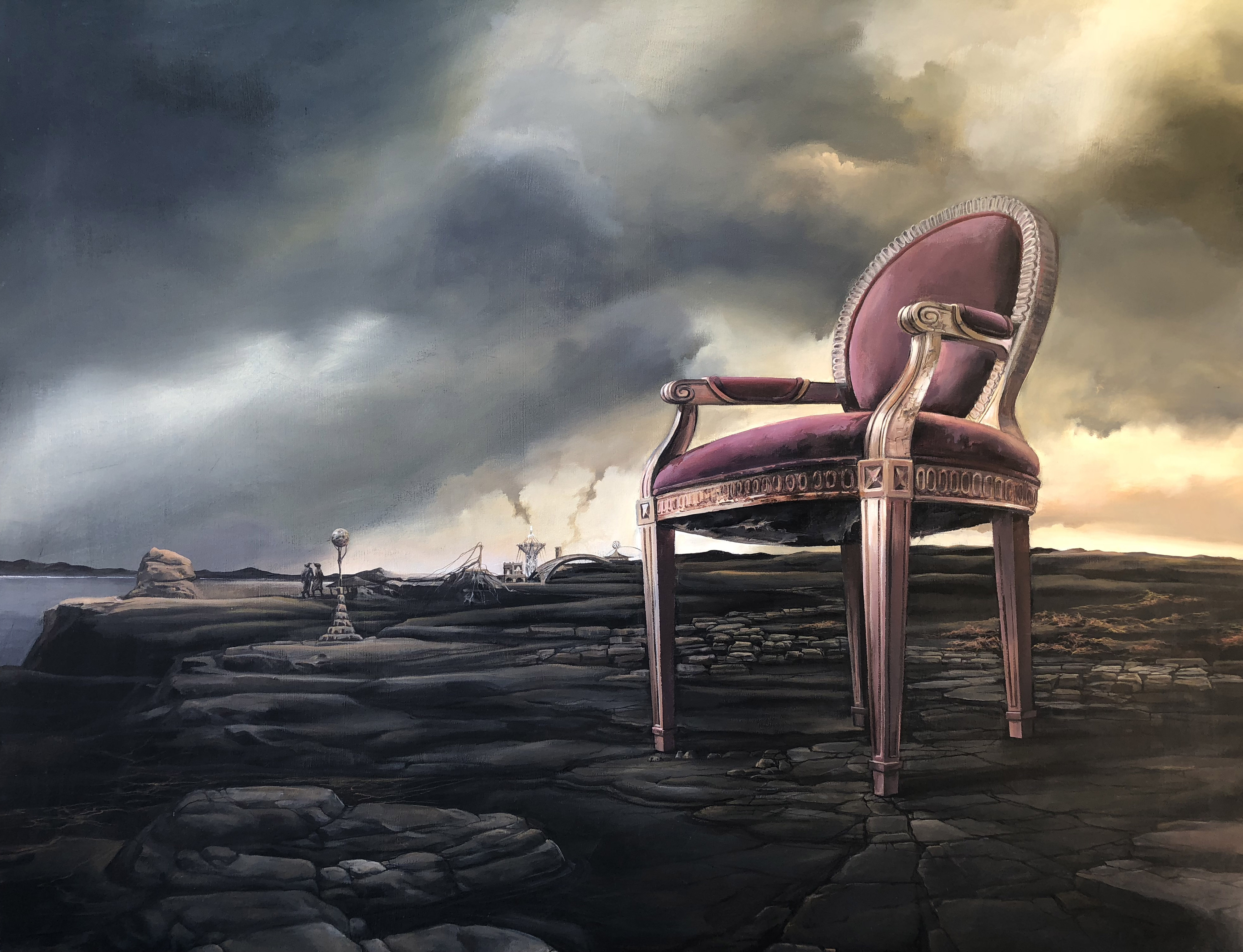 The Malevolence of Chairs