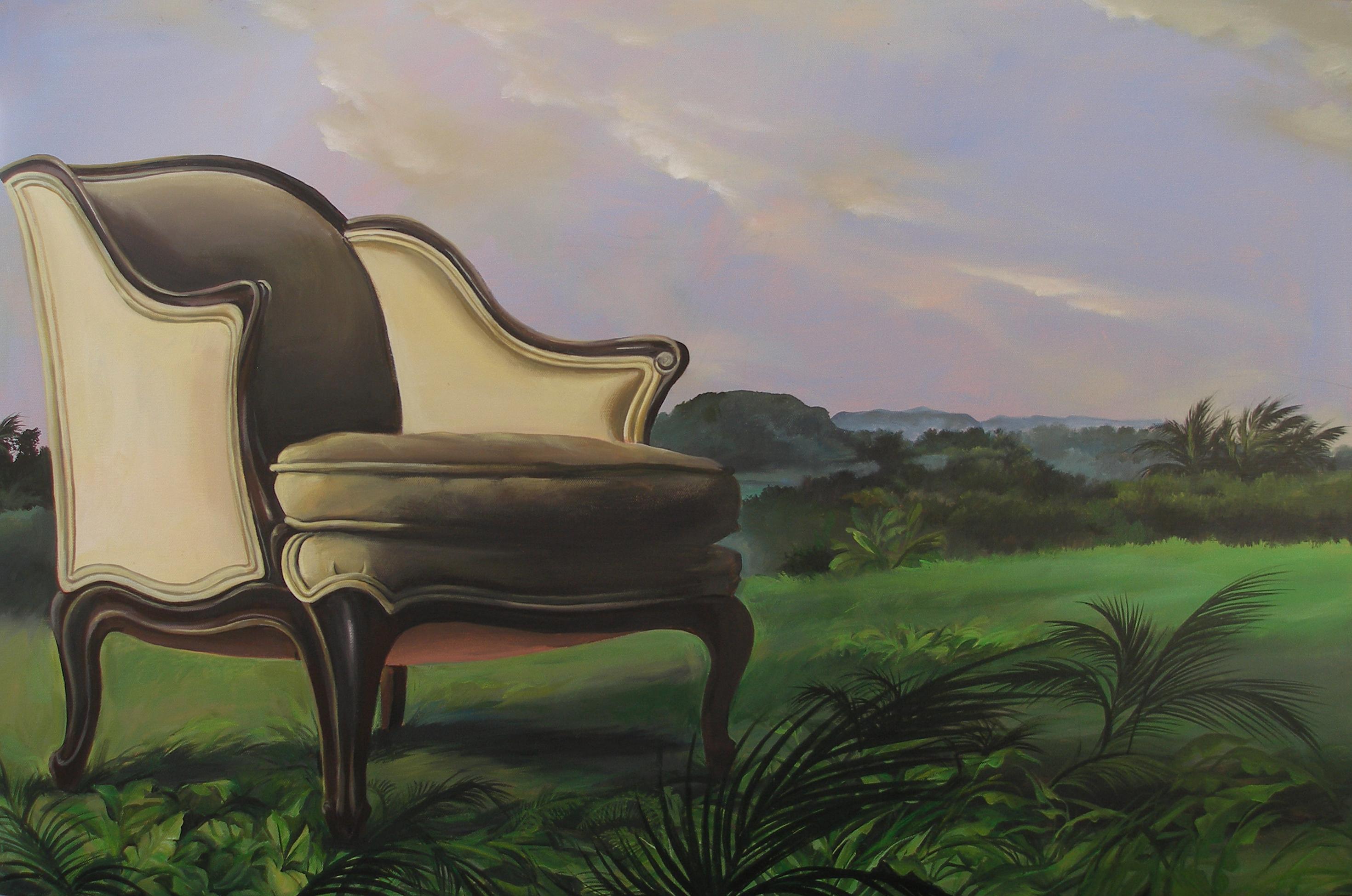 Tropical Chair