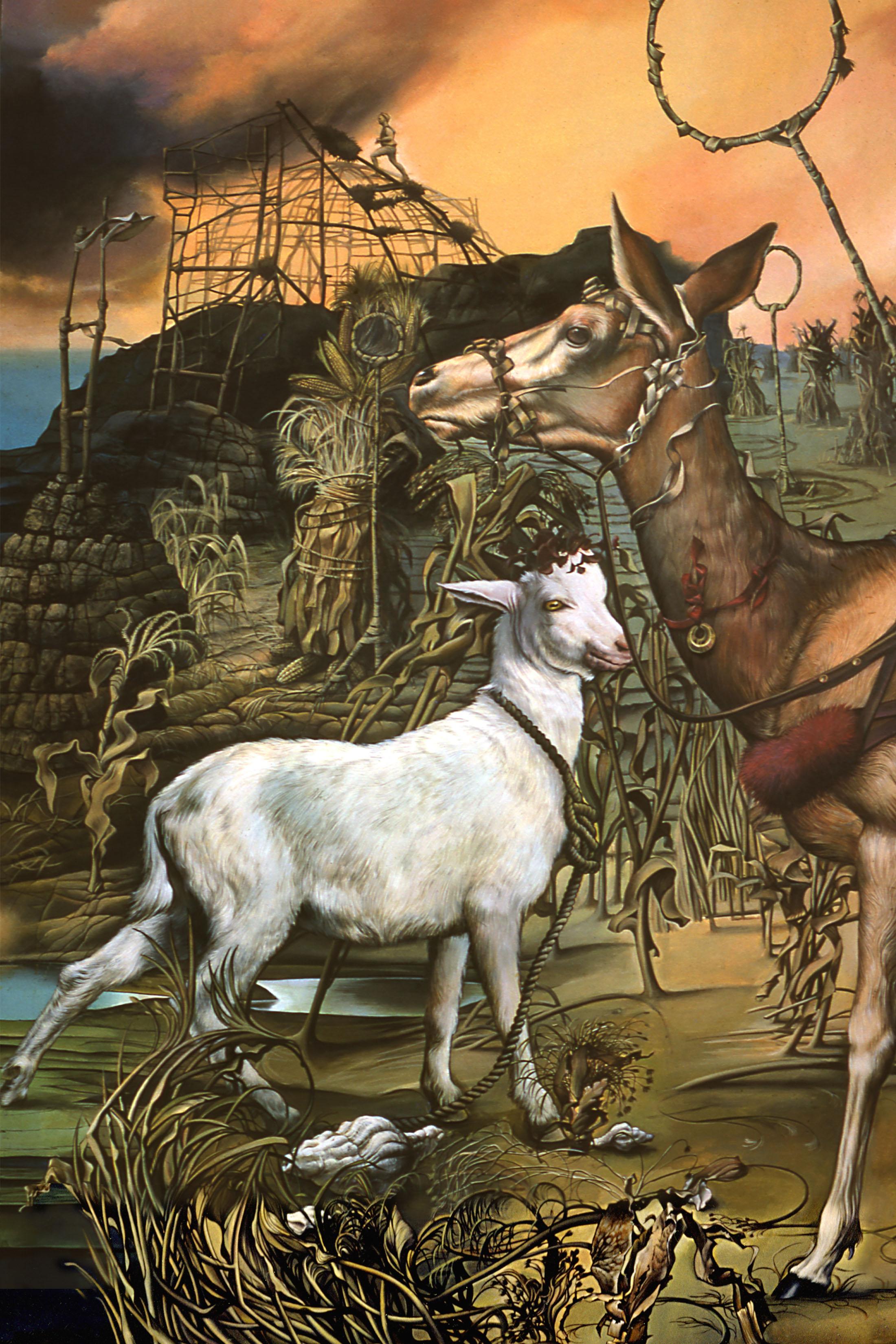 Goat & Lamb