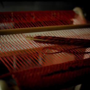 Workshop #1 : le tissage d'une étole