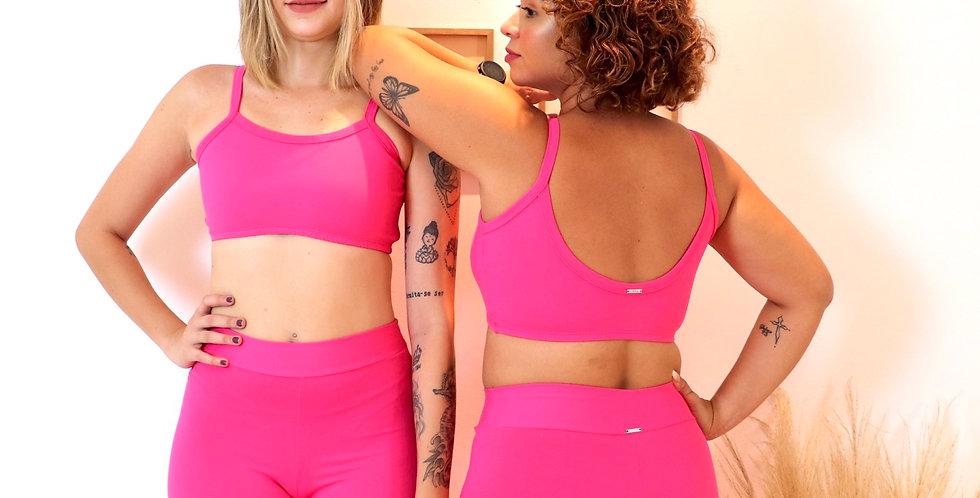 Top Manu Pink