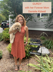 Danielle Kidwell with Gurdy