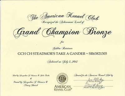 Brydon's Bronze GCH Title.jpg