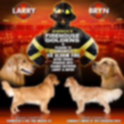 Announcement Six Alarm Fire Larry x Bryn