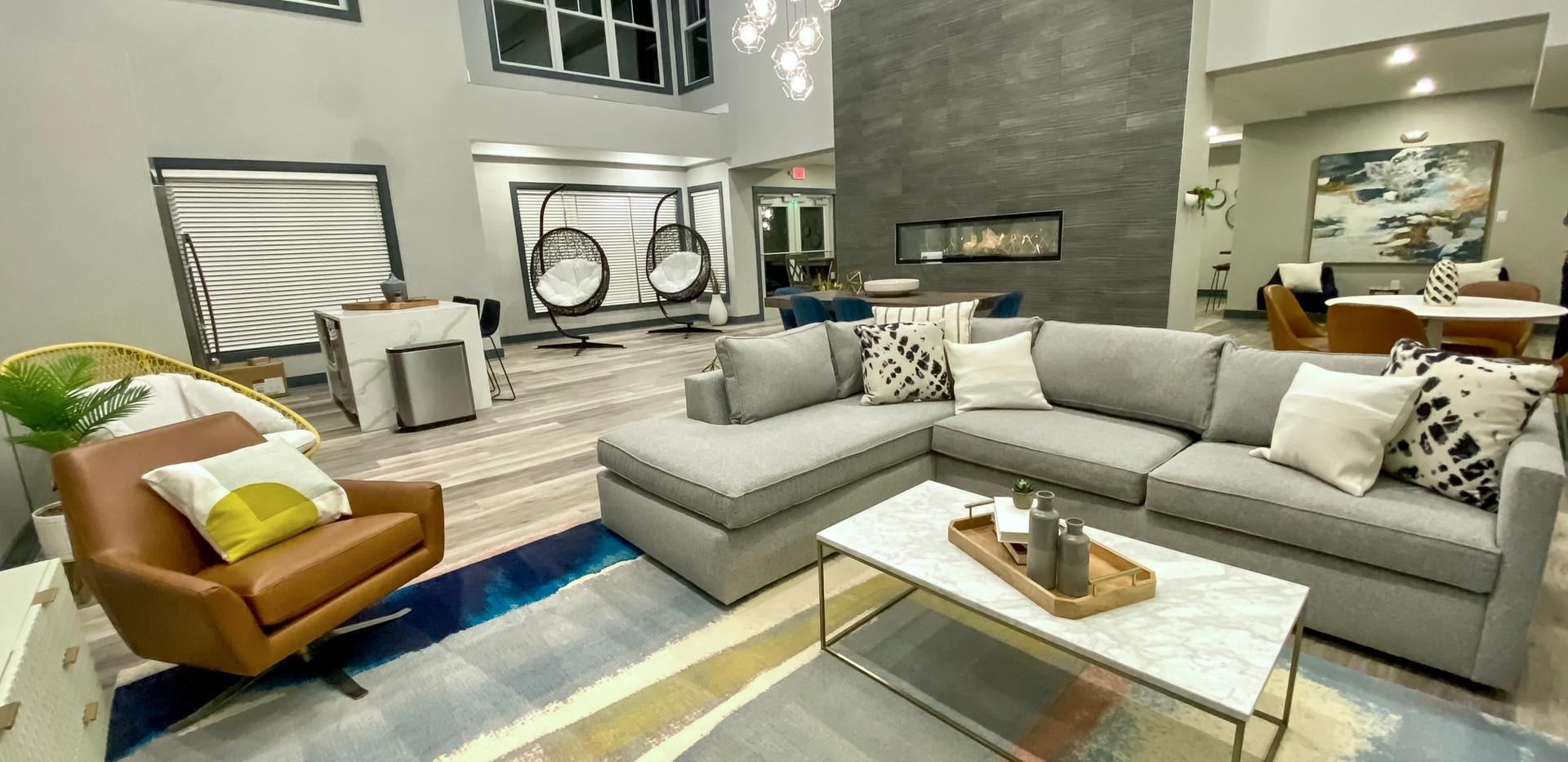 Luxury Apartment Community