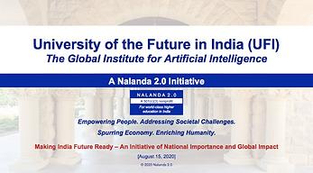 UFI, AI-led multidisciplinary research u