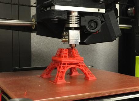 Как создают 3D принтеры.