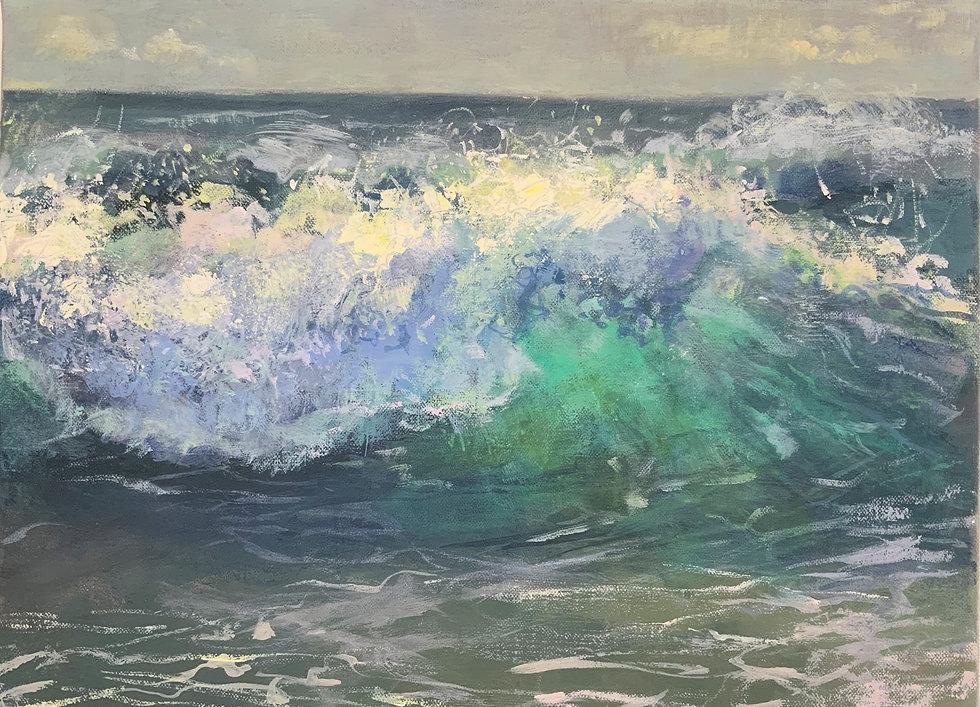 Breaking wave Painting .jpg