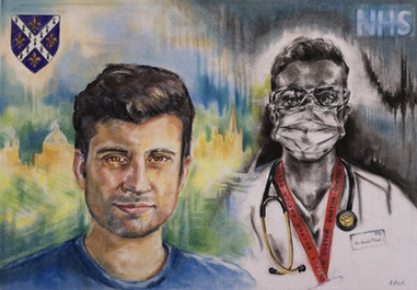 Behind the mask: The story of a Junior Doctor during COVID-19 2020