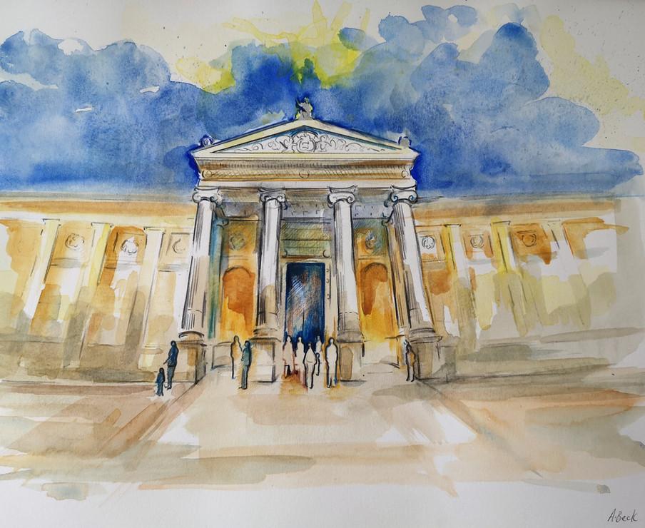 Ashmolean Watercolour
