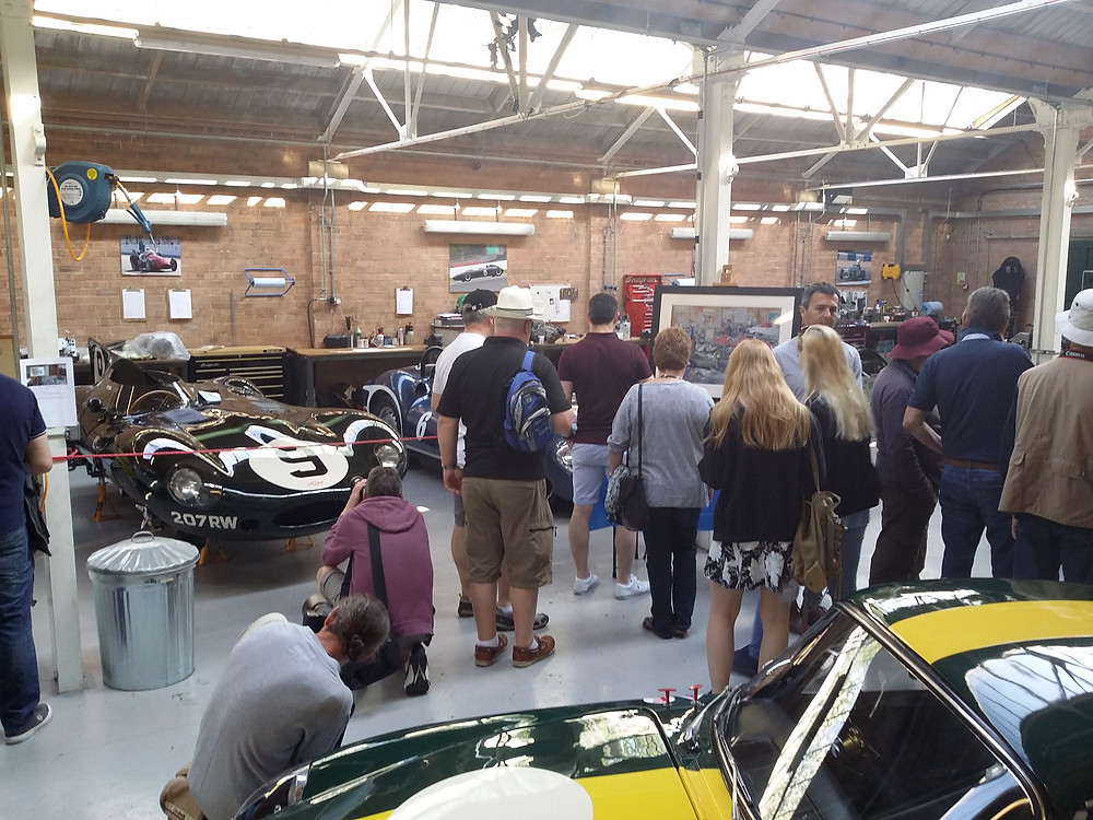 Displaying my work at Classic Performance Engineering 'Sunday Scramble'