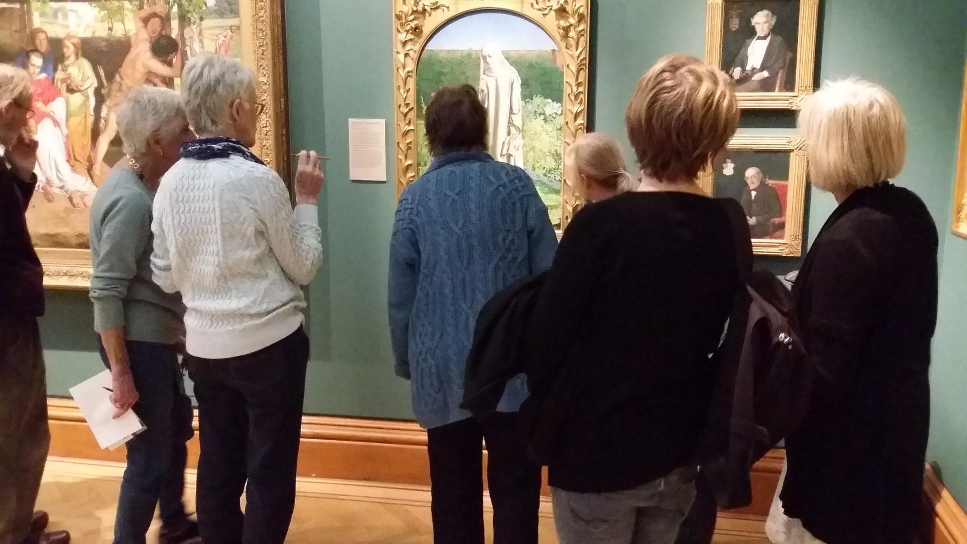 Pre-Raphaelite Gallery Tour