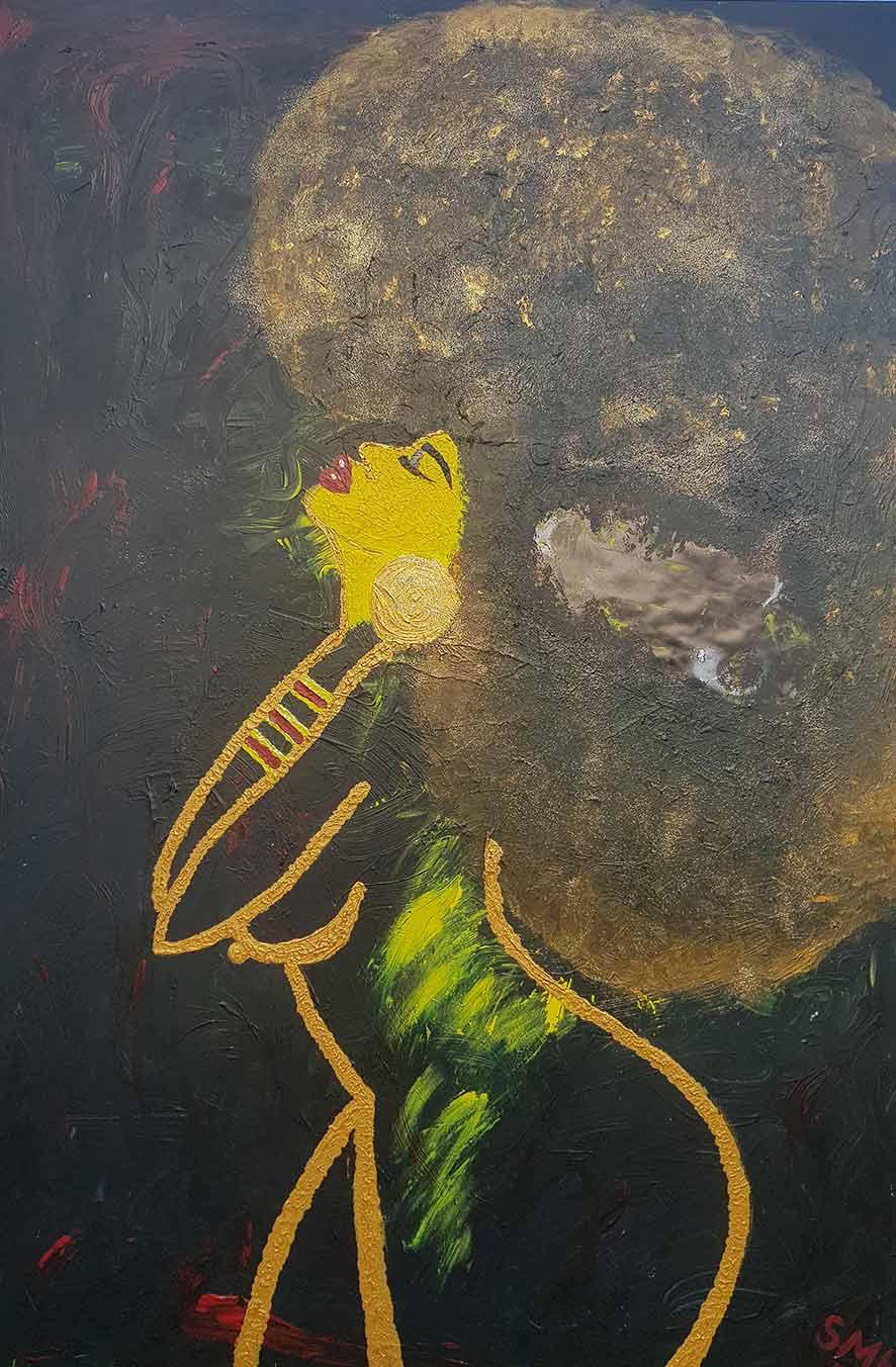 AfroMkazi 150 x 100 cm, 17500 DKK