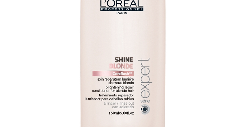 L'Oreal Shine Blonde Conditioner