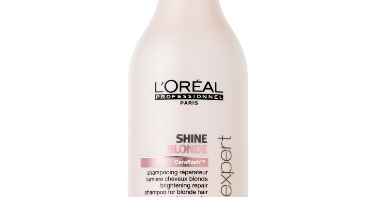 L'Oreal Shine Blonde Shampoo