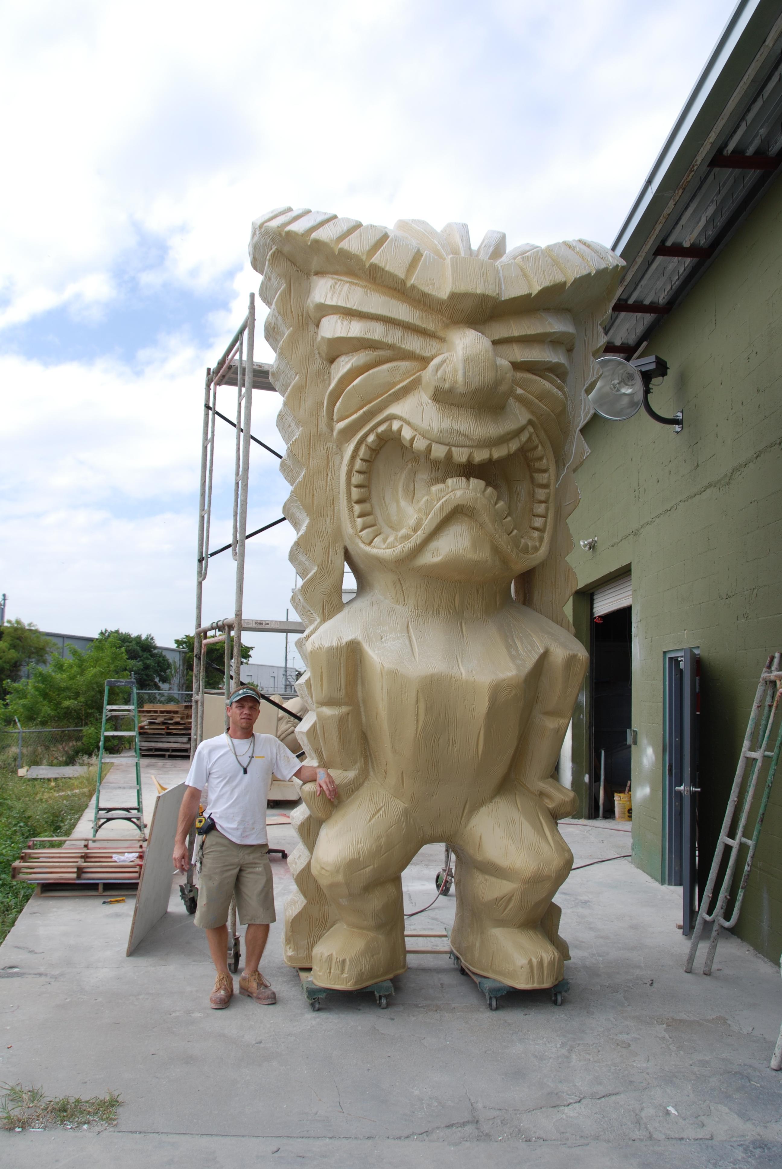Giant Tiki