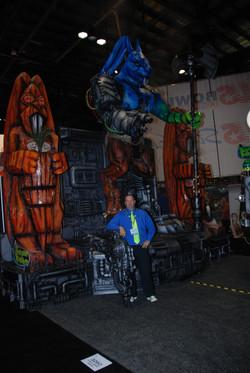 3D Giant Sculpture