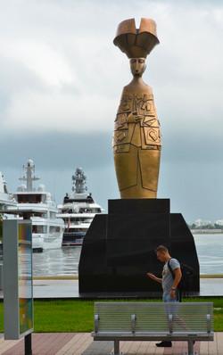 Giant Art Sculpture
