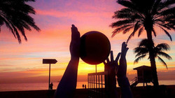Fort Lauderdale Beach Giant Hands