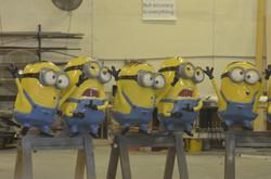 Character Minions Universal Studios