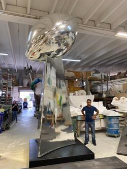 Giant Lombardi Trophy