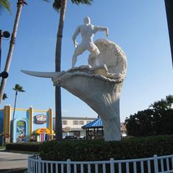 Sculpture Ron Jon
