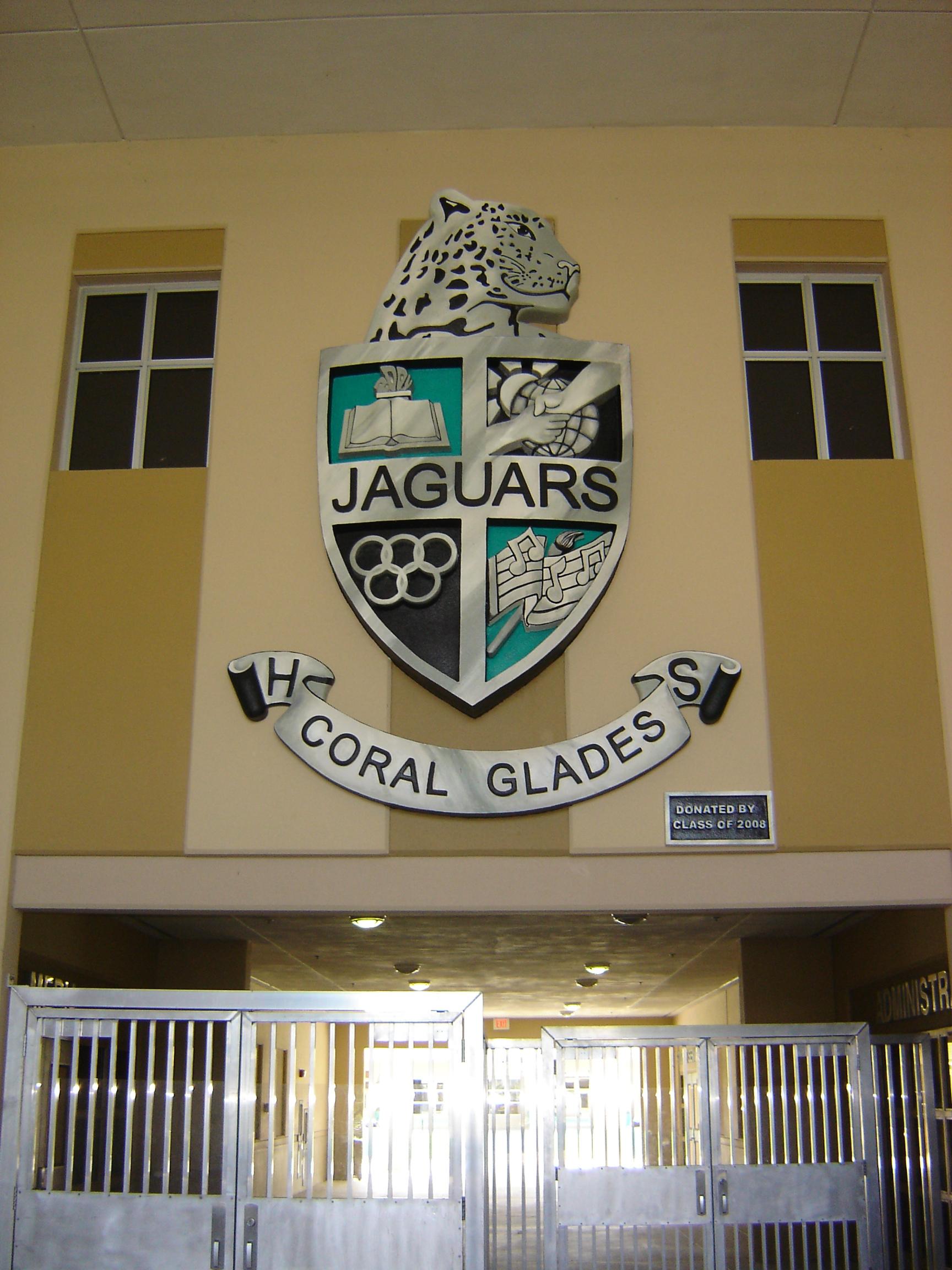 JAGUARS Sign Brand