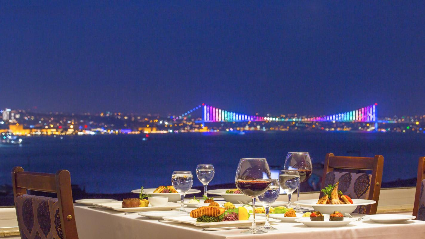 Legacy Ottoman Restaurant
