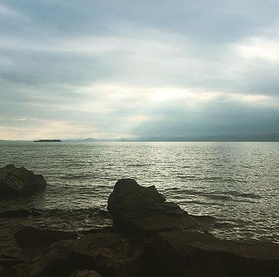 Goddess light.jpg Lake Champlain.jpg