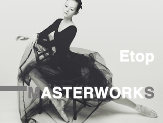 "ETOP: ""MASTERWORKS"" BOASTS 13 STUNNING, INSPIRING AND EMOTIVE TRACKS"