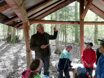 Waldnachmittag mit Peter Lienert