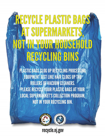 Recycle Plastic Bags at Supermarkets!