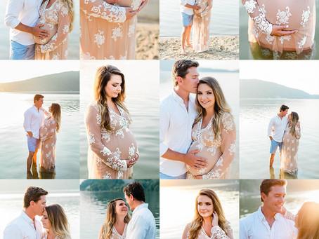 Devil's Lake Maternity Session - Madison Family Photographer
