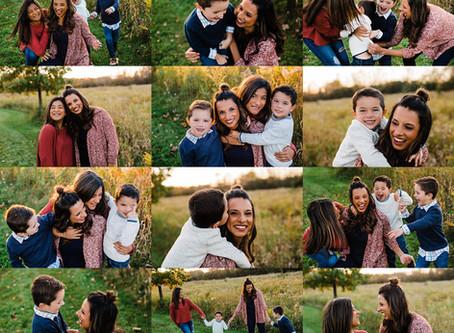 Mommy & Me Session - Appleton Family Photographer