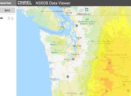 CSI Maps Wind and Solar Potentials Across WA