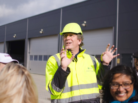 Washington Delegation Intrigued by Denmark's Pragmatic Approach to Building a Clean Economy