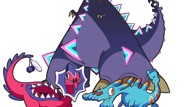 LGBT Dinosaurs grown up.png